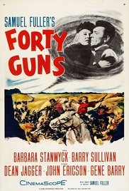 Watch Forty Guns Online Free 1957 Putlocker