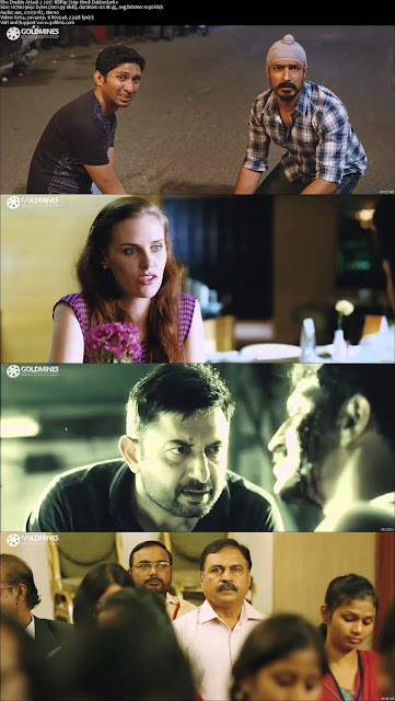 Double Attack 2 2017 HRip 720p Hindi Dubbed