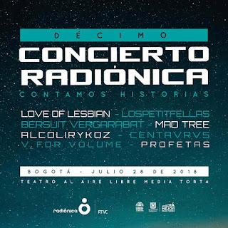 Decimo CONCIERTO RADIONICA 2018