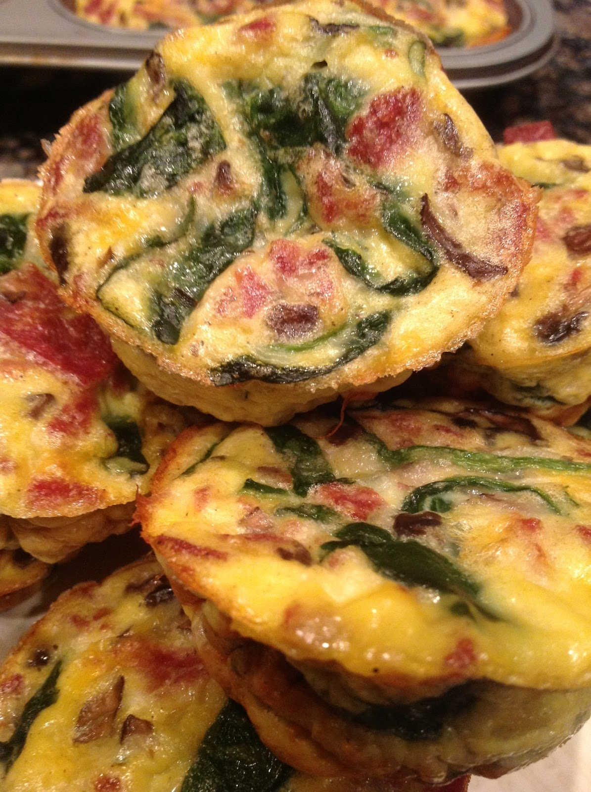 Craving Something Good Breakfast On The Go Easy Omelet