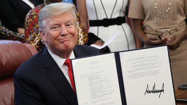Déficit comercial de EEUU toca máximo en 10 años