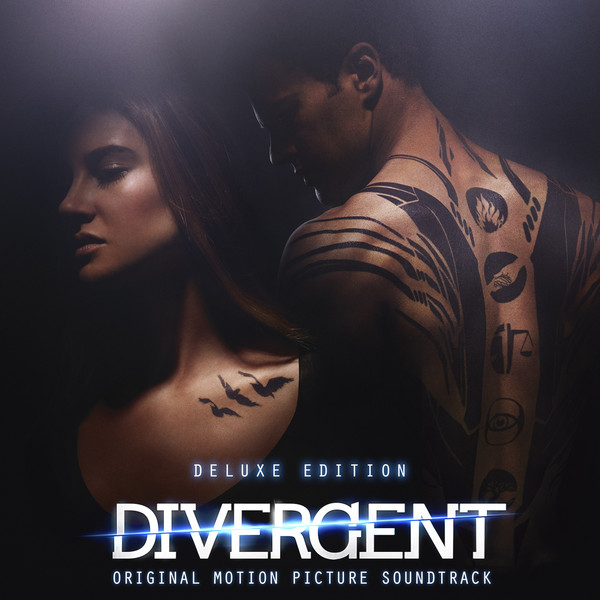 Various Artists - Divergent (Original Motion Picture Soundtrack) [Deluxe Version] Cover