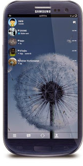 BBM Mod Transparan Versi Terbaru