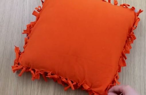 Image Result For How To Make A Throw Pillow Without A Sewing Machine