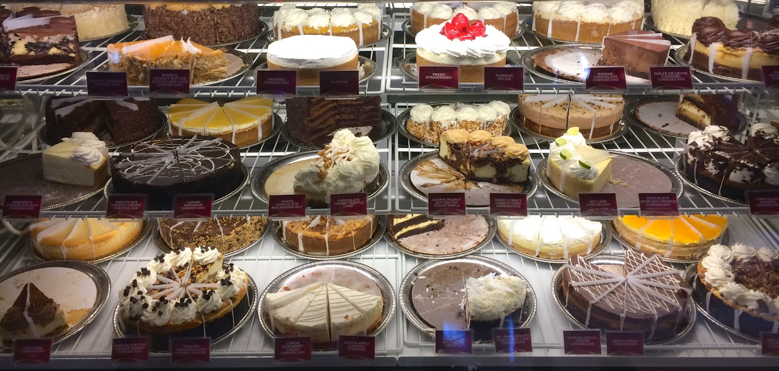 The Cheesecake Factory Happy Hour Specials are a great deal if you can make it there between 4 -6pm on a weekday. Even though this is such a small window to catch a deal, it can still be worth it if your favorite appetizers and drinks are part of the happy hour deals.