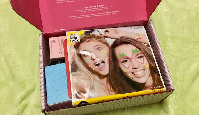 Unboxing Limited Edition Althea Beauty Box - Born This Way