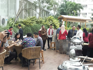 Jajanan Pasar Malam ala Kyriad Airport Hotel Jakarta
