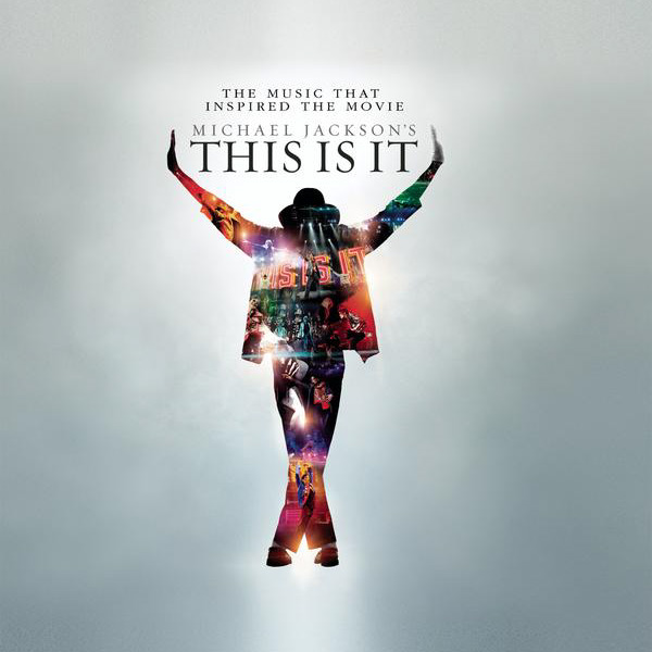 Michael Jackson - Michael Jackson's This Is It (The Music that Inspired the Movie)  Cover