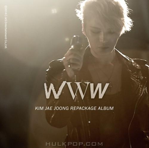 KIM JAE JOONG – WWW (Repackage) (FLAC + ITUNES PLUS AAC M4A)