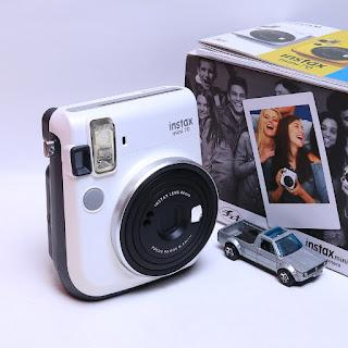 Kamera Instan Fujifilm Instax mini 70 | Fullset