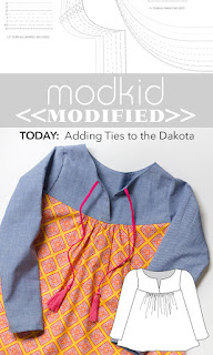 Modkid Dakota with Tassels