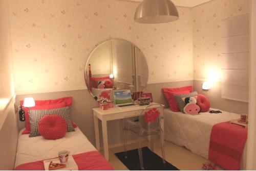 05 Ideias de decoração para quarto de gêmeas ou  irmãs com idades diferentes