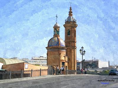Sevilla - Capillita del Carmen