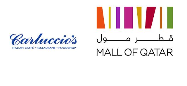 Carluccio's at the Mall of Qatar