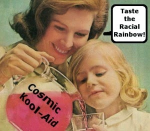 Racial rainbow indoctrination