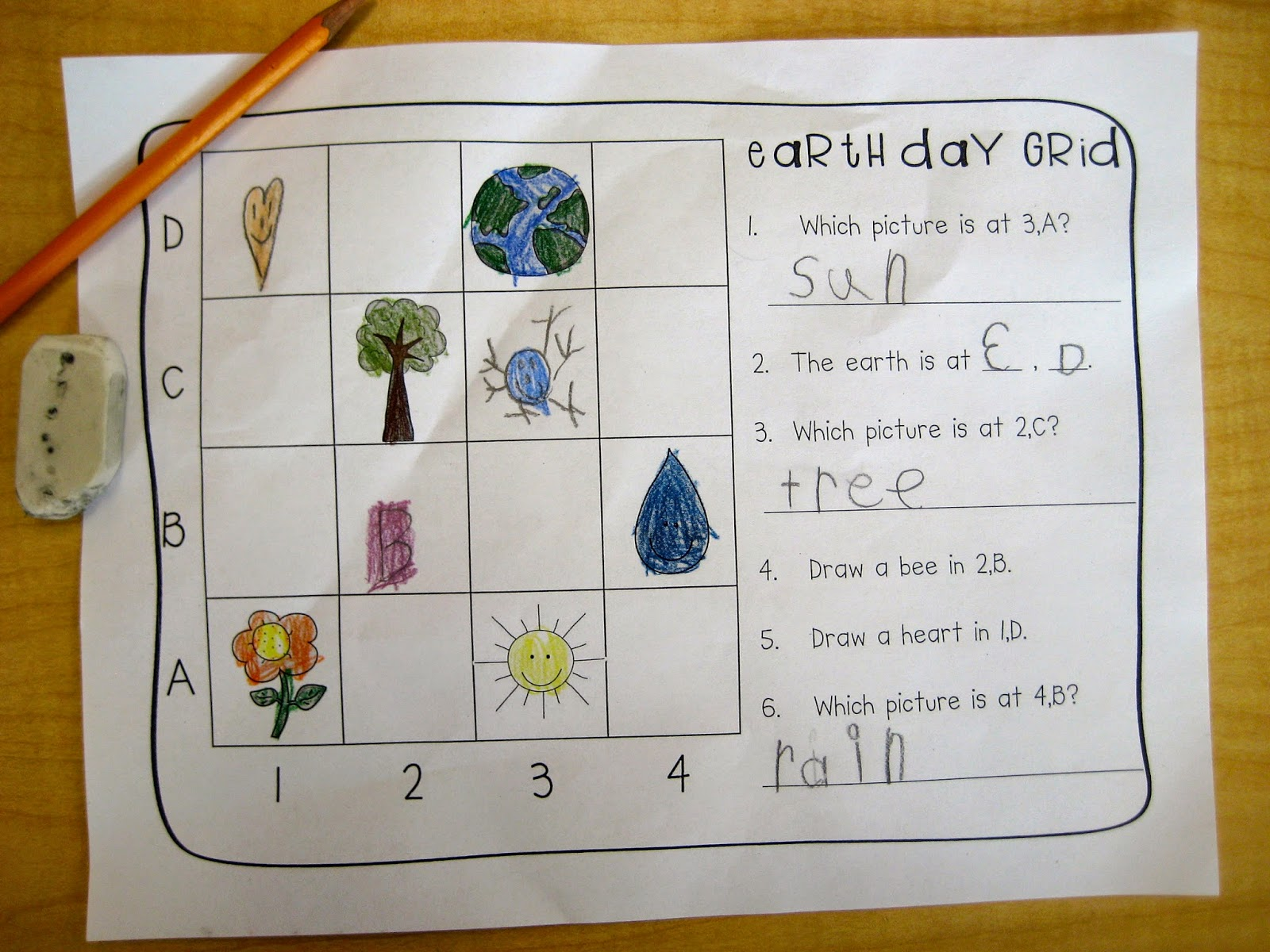 Ms Liebel S Classroom Earth Day