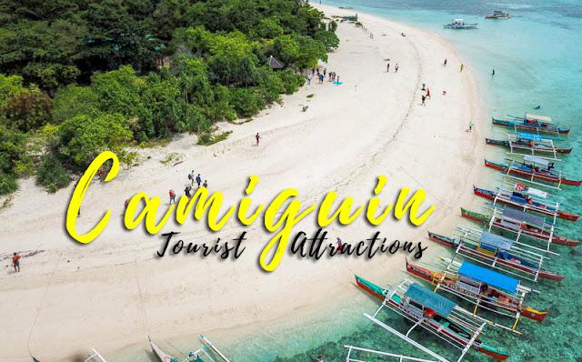tourist spots in Camiguin