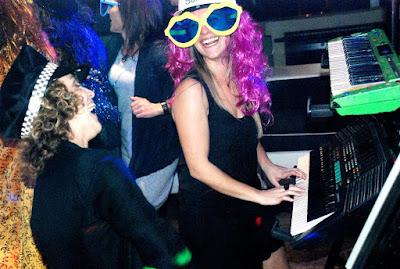 karaoke y discomóvil para despedida de soltera