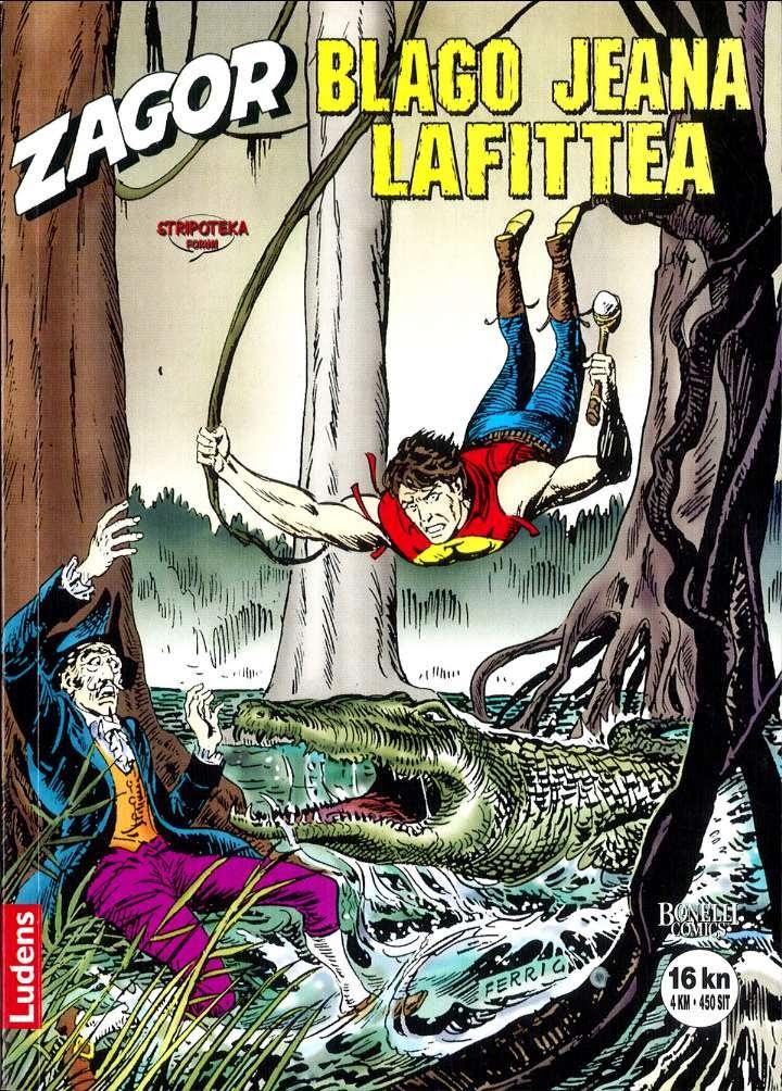 Blago Jeana Lafittea - Zagor