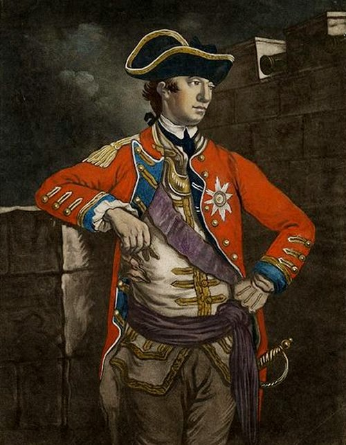 Lieutenant-General Sir William Howe