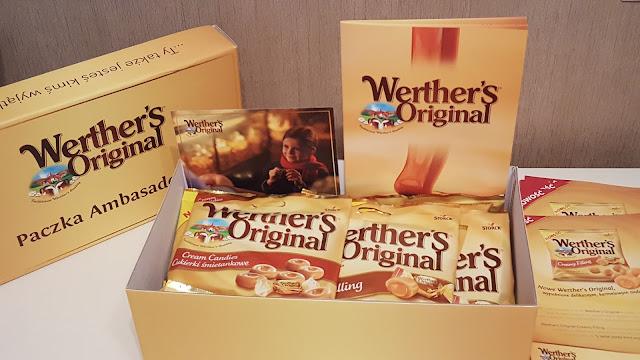 Werther's Original / Nowość - Creamy Filling