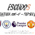 Escudos TCM Brasfoot 2017 - Inglaterra 2016-17 - Premier League