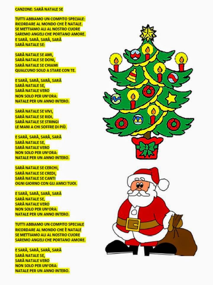 Natale Per Tutti Testo.Tutti Insieme Per Imparare Dicembre 2014