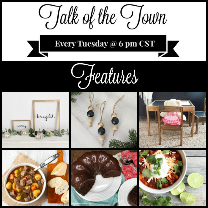 Talk Of The Town Party 148 Features