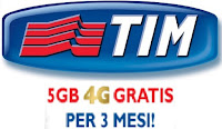 Tim SuperGiga in Regalo: come ricerverlo