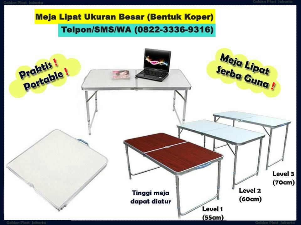Jual Meja Lipat Murah Meja Lipat Untuk Belajar Meja