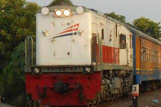 Kereta Api Logawa