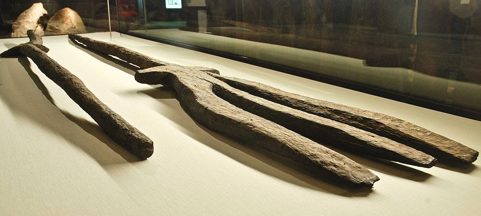 Neolithic tridents discovered in northern England