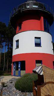 Ferienhaus Leuchtturm Glowe