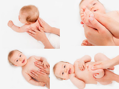Inilah Cara Pijat Bayi yang Benar Sesuai Umur