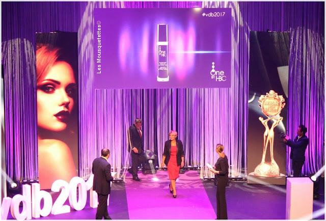 Les Victoires de la beauté 2016/2017 - One By HBC - Blog beauté Les Mousquetettes©