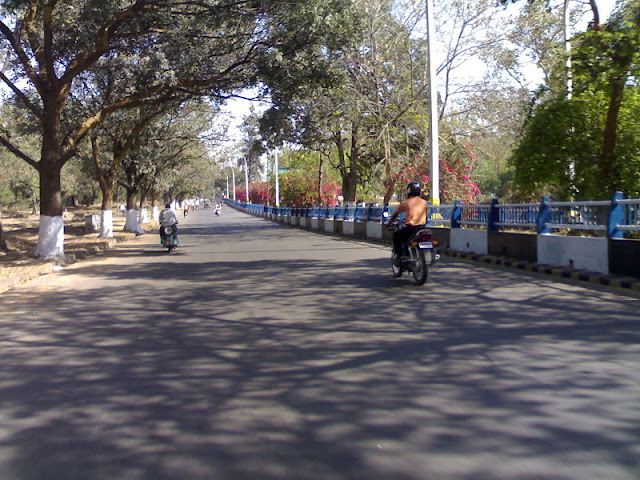 roads in bokaro