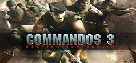 COMMANDOS 3 - DESTINATION BERLIN