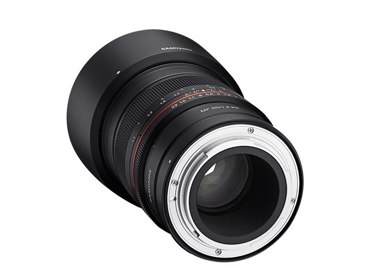 Samyang MF 85mm f/1.4 RF