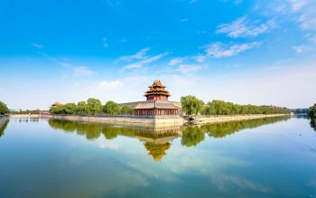 Wallpaper: Forbidden City in Beijing