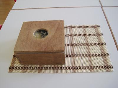 Gioco della scatola dei pon pon - fase 1