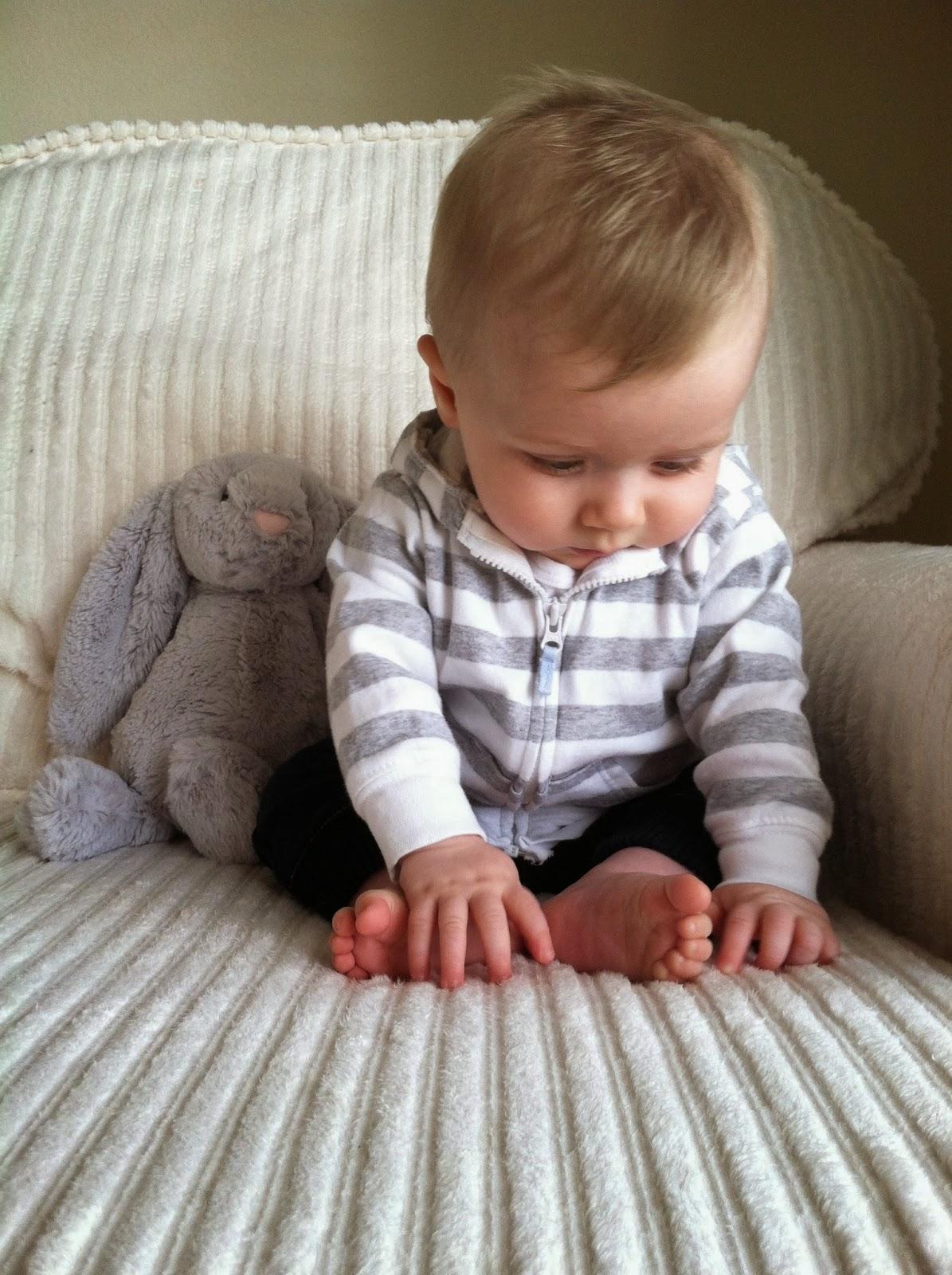 de95e9e42f1e TESSA RAYANNE  Our Baby Is 6 Months Old!  Happy Half Birthday Little ...