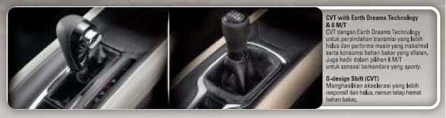 Fitur Honda Crv Prestige