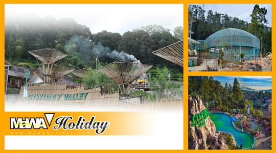 Valley Ciwidey Resort - Info Wisata, Fasilitas & Harga