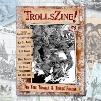 2018.02.01 TrollsZine #9 is Available on DTRPG