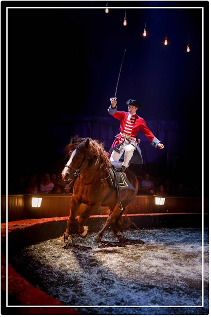 cirque équestre voltige  Origines d'Alexis Gruss: Stephan Gruss