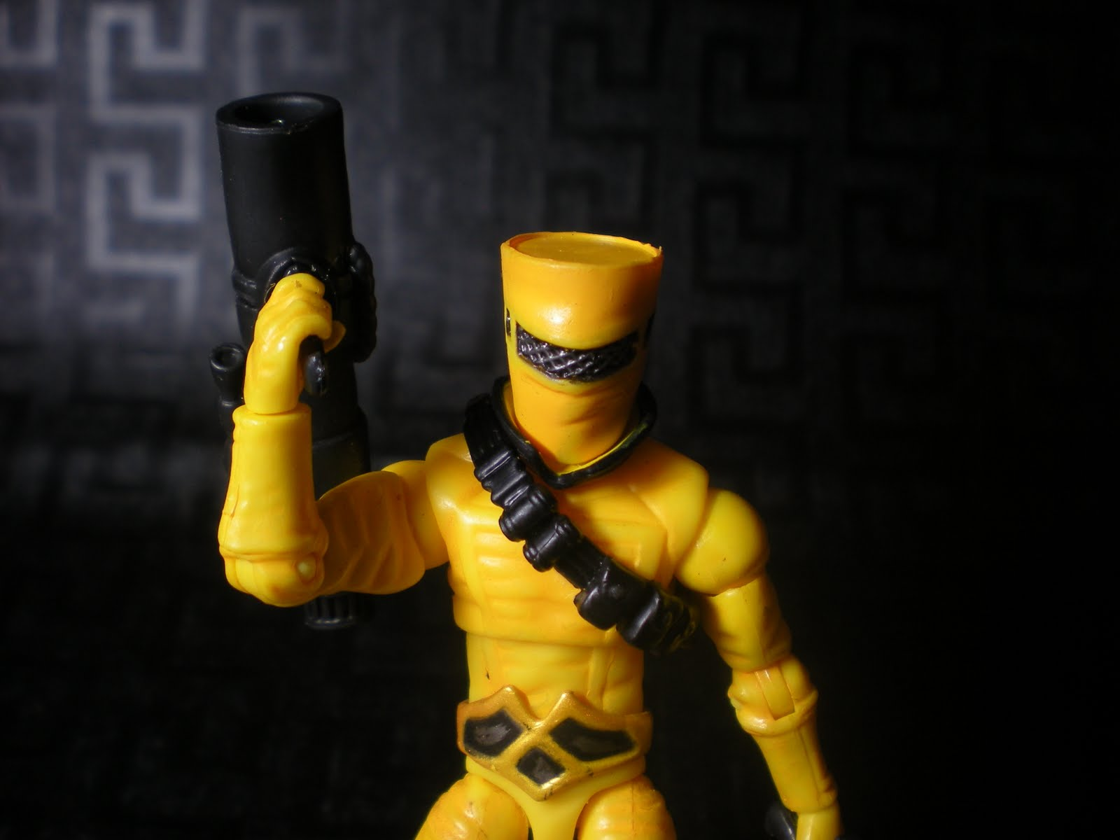 Review: [Hasbro] Marvel Universe No. 16 A.I.M. Soldier ...