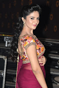 Srimukhi at pelli chupulu audio launch-thumbnail-10