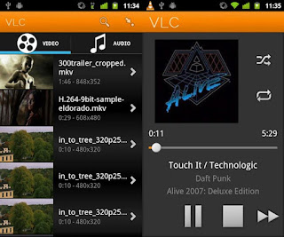 Download VLC for Android 2.0.6 build 12000615 Apk
