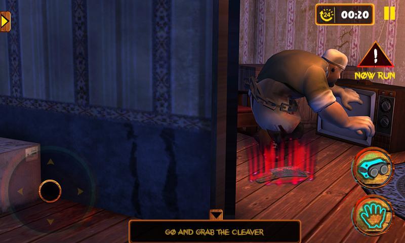 Scary Butcher 3D MOD APK