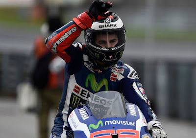 Kisah Sedih Pepisahan Lorenzo - Yamaha di Final Valencia